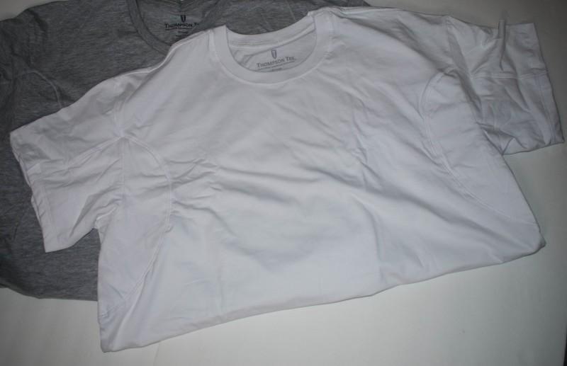 Men's sweat proof shirt