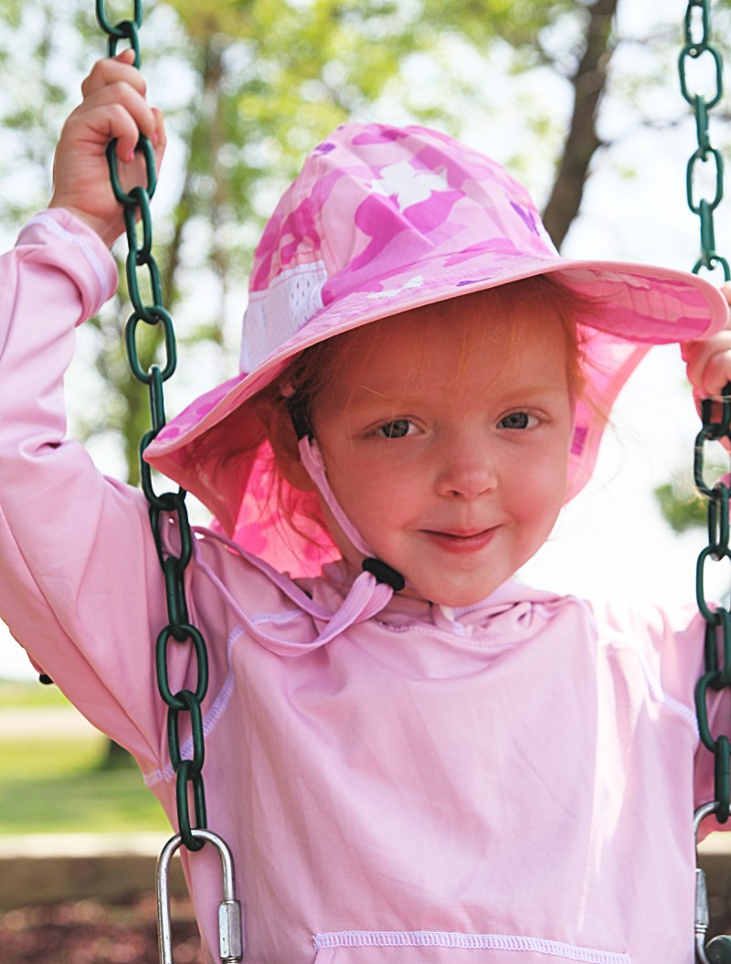 Sun Protection With Veyo Kids Sun Hoodies & Noggin Hats