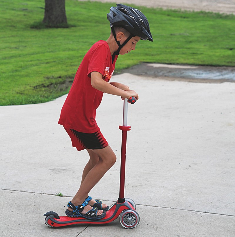 Globber Primo 3-Wheel Kids Scooter