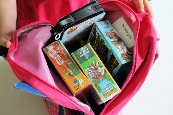 How To Survive A Road Trip With Kids {+ Blue Orange Games GIVEAWAY!}