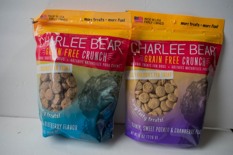 Charlee Bear crunch treats