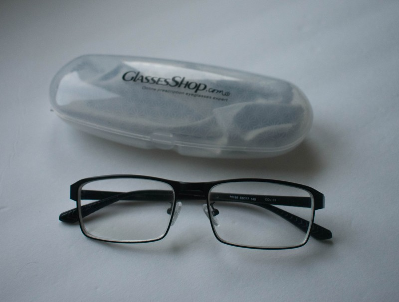 GlassesShop hawthorn frames