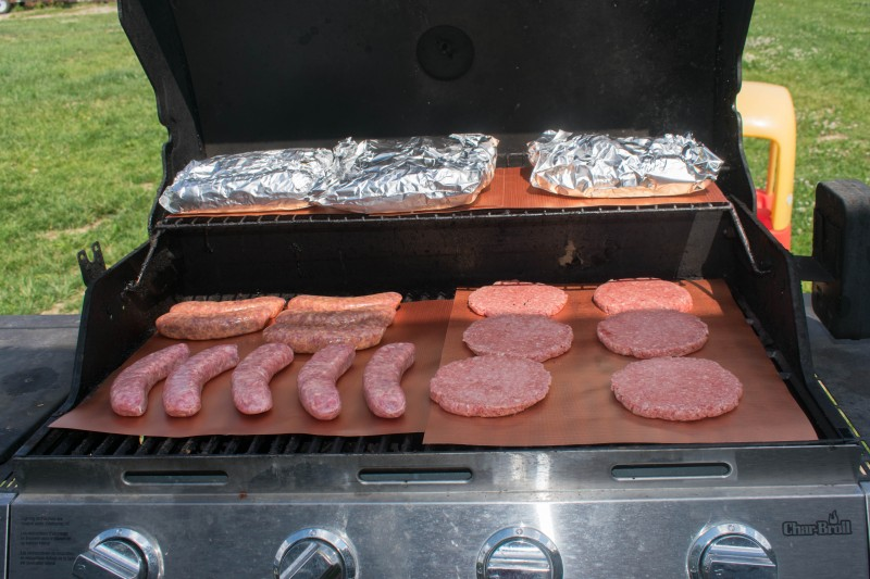 Grill mat review