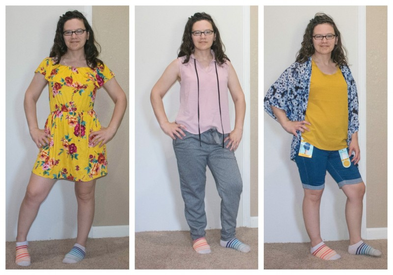 Nadine west july clothing review