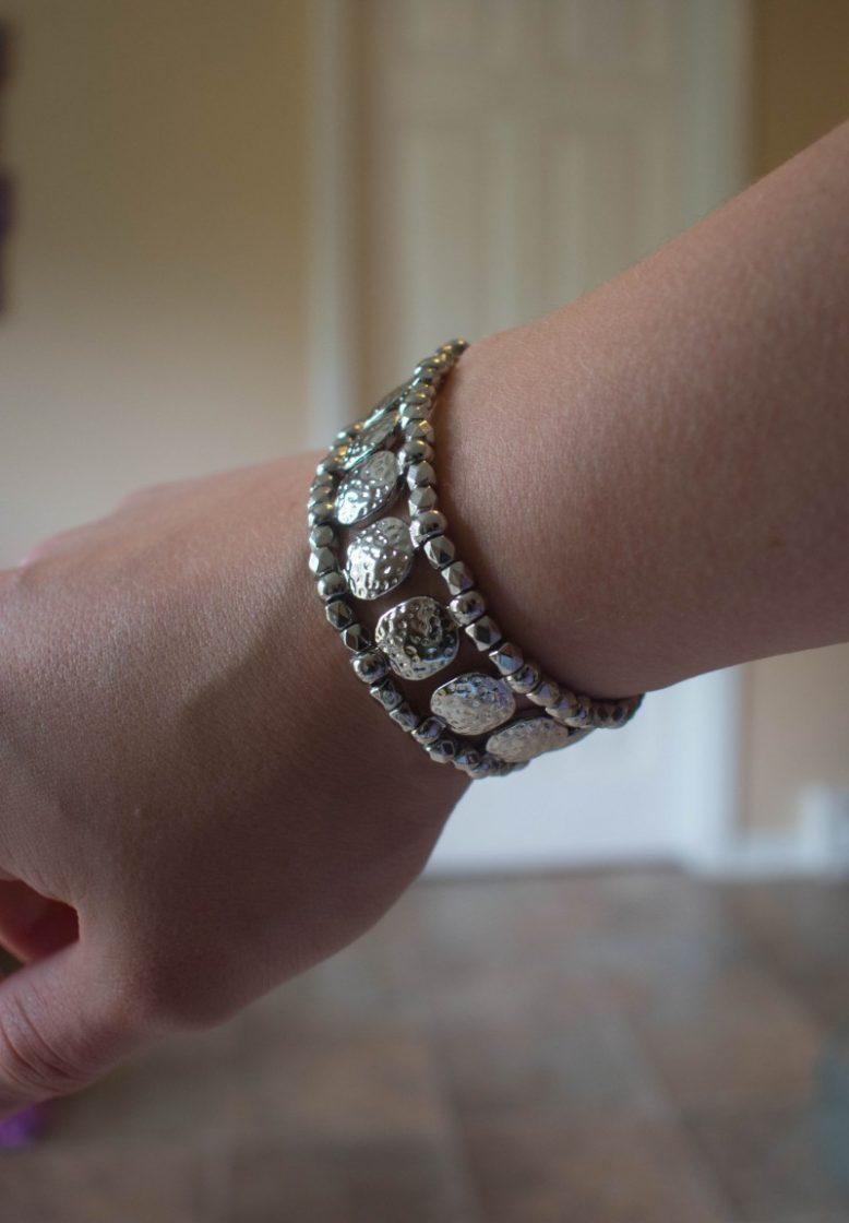 July Nadine West bracelet