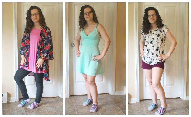 Nadine west july outfits review