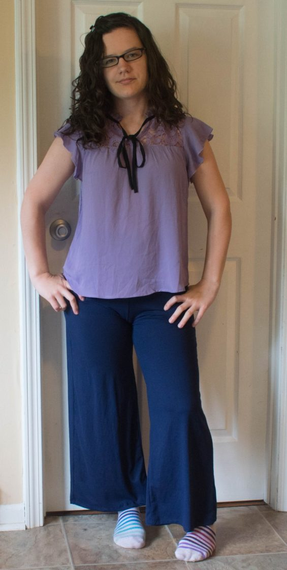 Nadine west july outfit