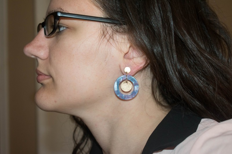 Nadine west earrings