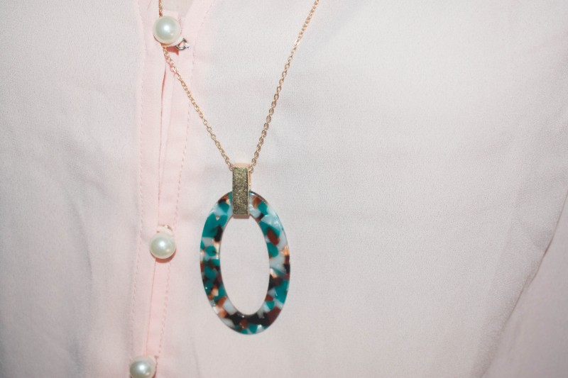 Nadine west necklace