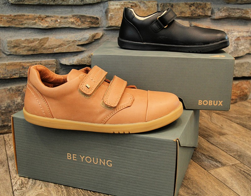 Bobux Shoes ~ Perfect School Shoes For Girls & Boys