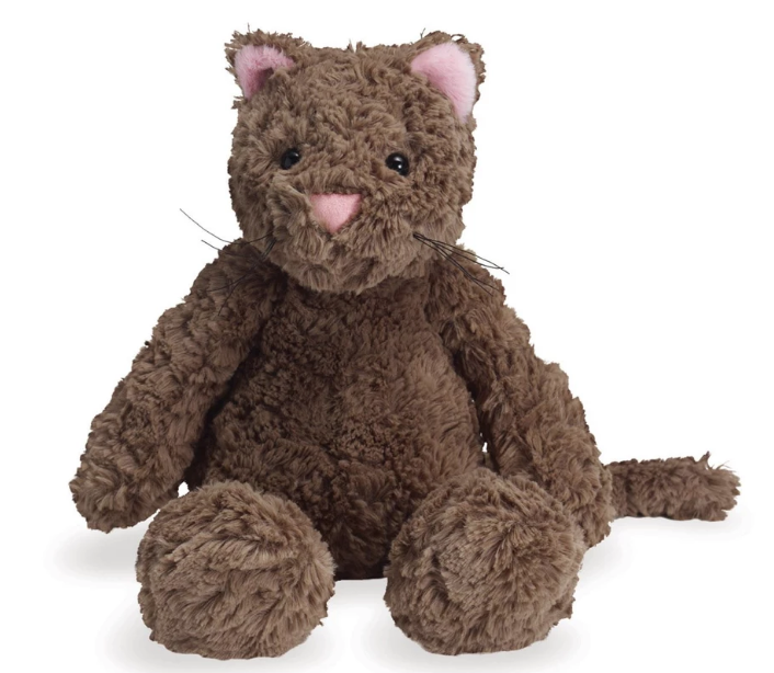 Carly The Cat - Manhattan Toy Co. Offers Great Gift Ideas For Babies, Toddlers, & Preschoolers