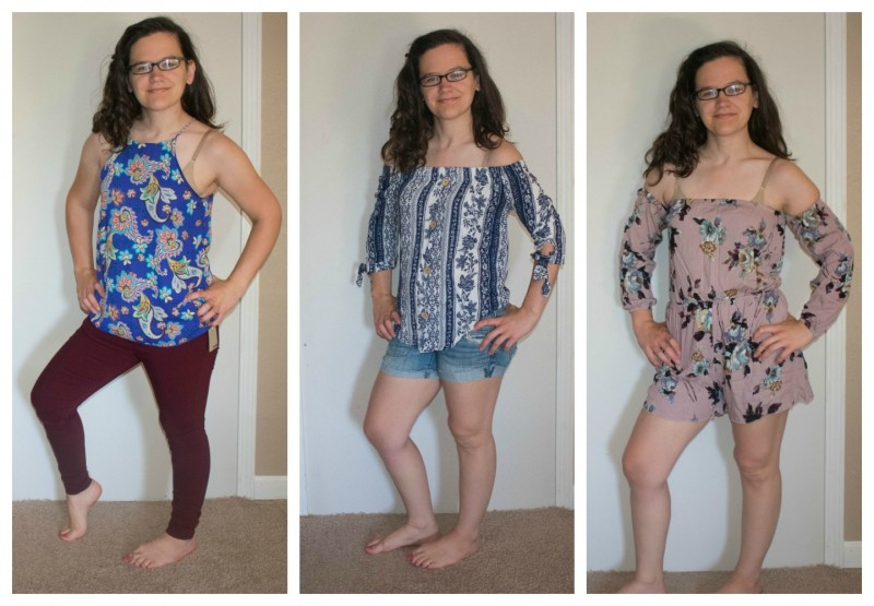 August 2019 outfits