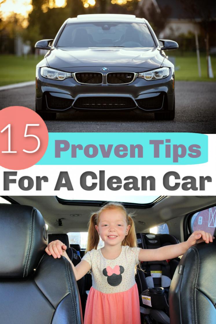 Best Tips To Keep Your Vehicle Clean {+ High Road Organizers Review}