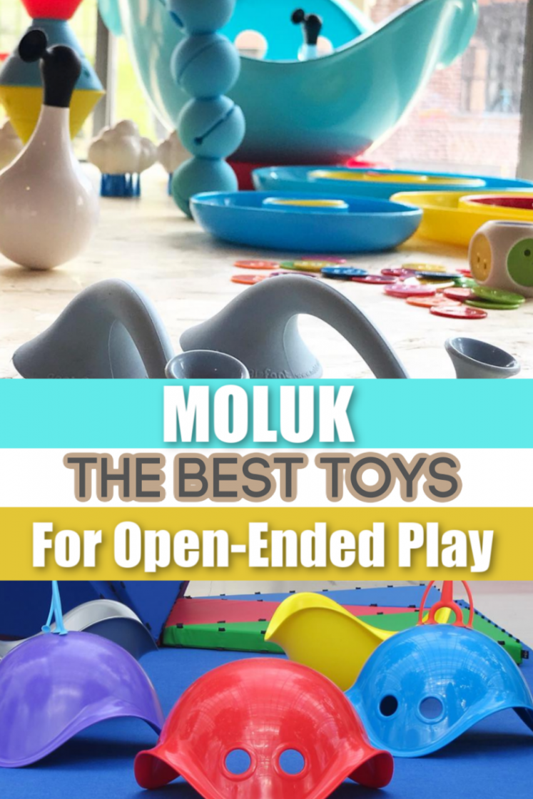 MOLUK - Bilibo and other open-ended toys 1