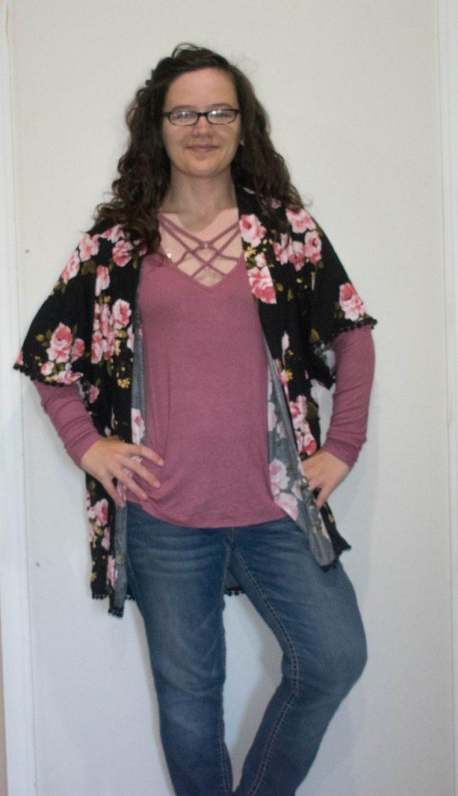 Nadine west kimono
