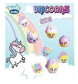 Radz Makes Back To School Time Sweeter - Unicorn Twistz