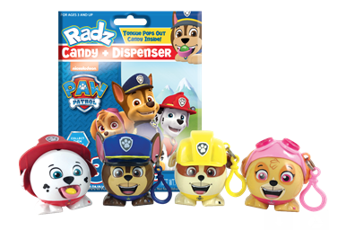 Radz Makes Back To School Time Sweeter - Paw Patrol Radz