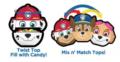 Radz Makes Back To School Time Sweeter - Paw Patrol Twistz