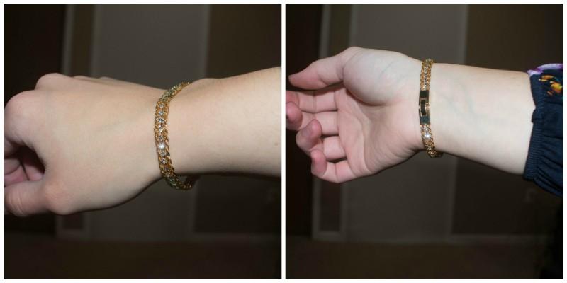 Nadine west bracelets