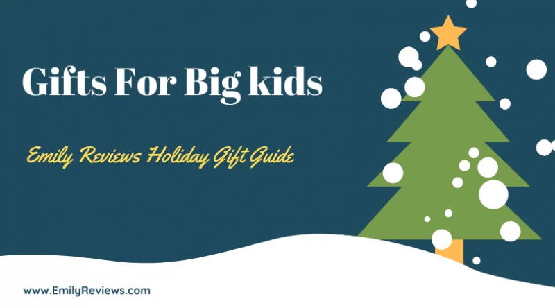 Gift ideas for big kids