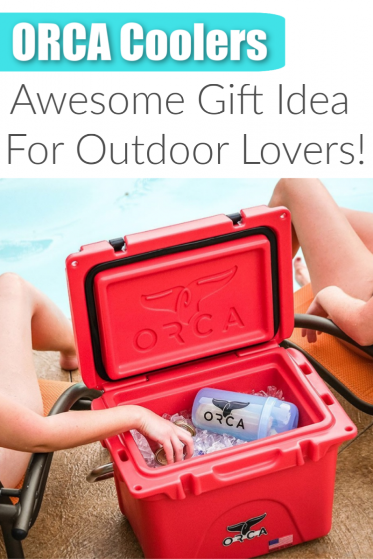 ORCA Coolers ~ Awesome Gift Ideas For Outdoor Lovers