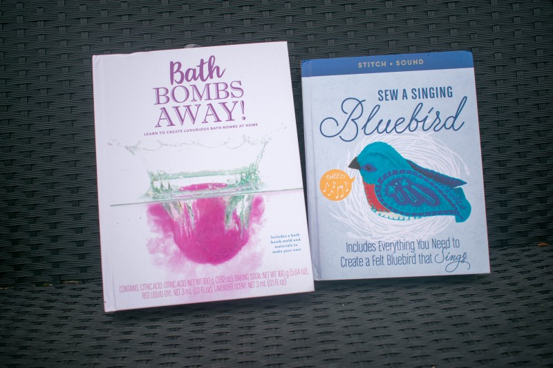 Quarto bath boms away & sew a bluebird