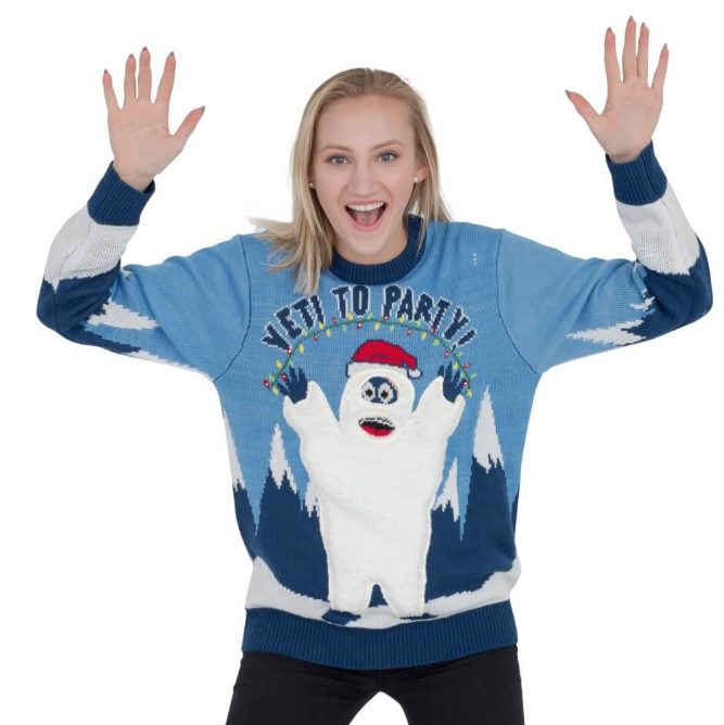 Find The Perfect Ugly Christmas Sweater This Year From