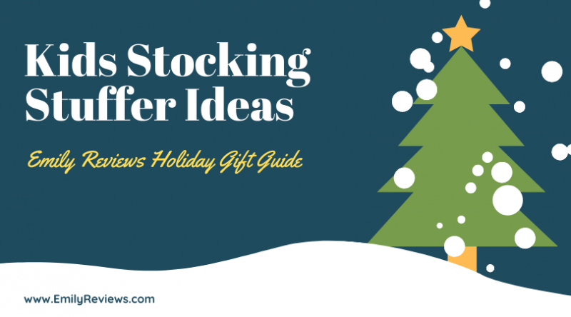 Kids stocking stuffer ideas