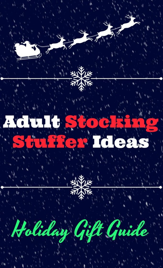 Adult stocking stuffer ideas