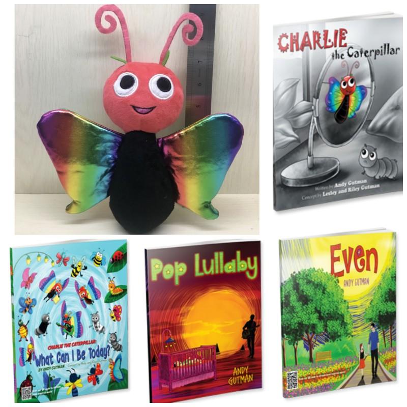 Andy Gutman Children's books