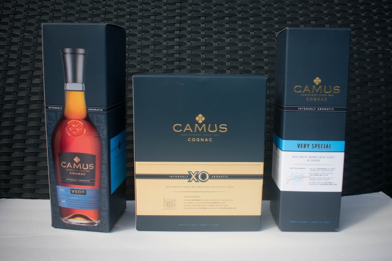 Camus cognac new generation 2019