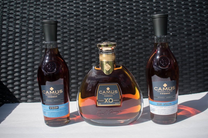 Camus Cognac fifth generation