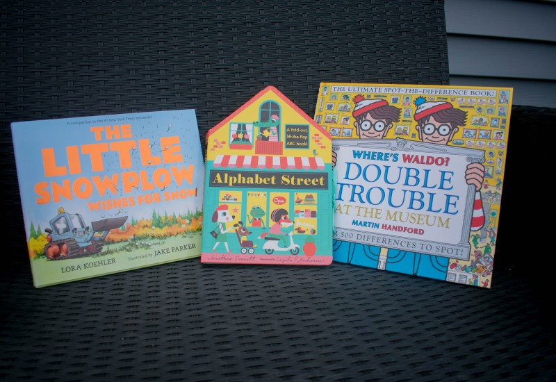 Candlewick press books gift idea