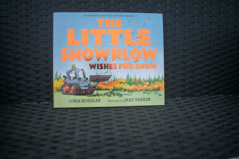 Candlewick press the little snow plow