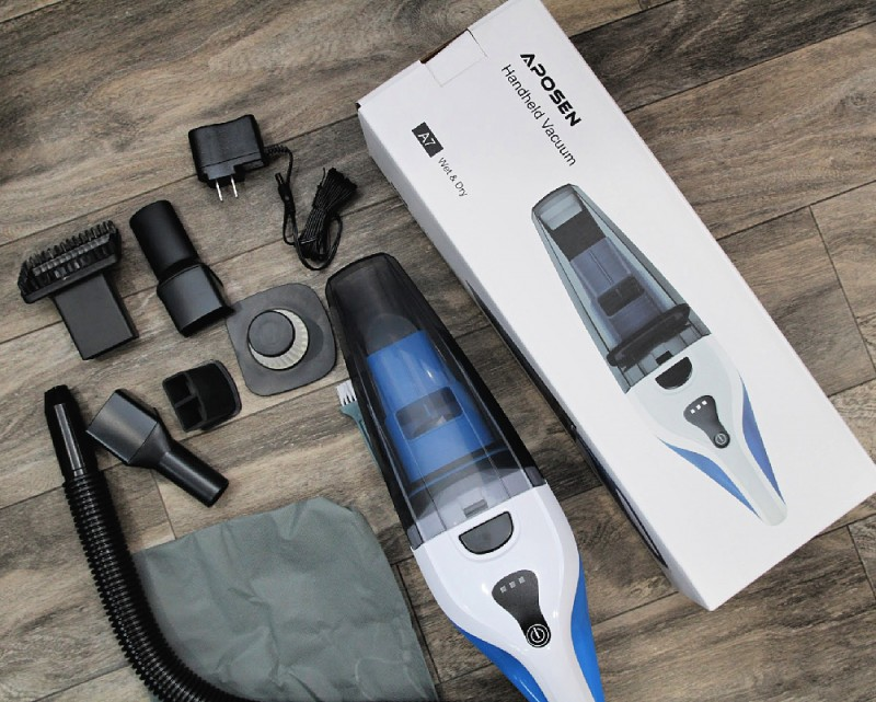 APOSEN Handheld Vacuum Review