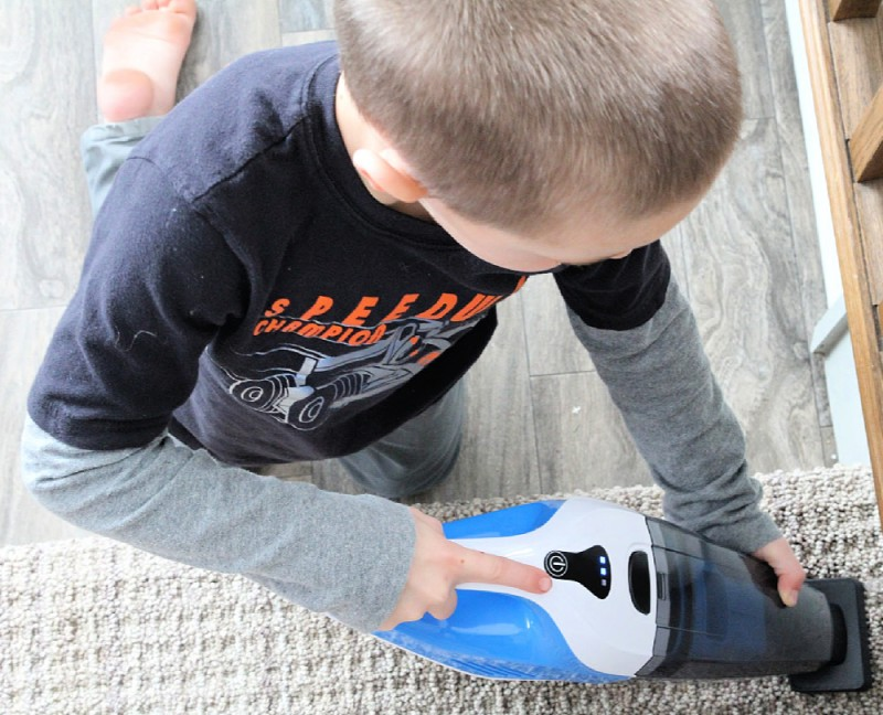 APOSEN Handheld Vacuum Review 6
