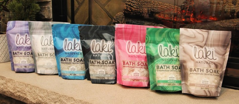 Laki Naturals - Revitalize Your Baths & Showers