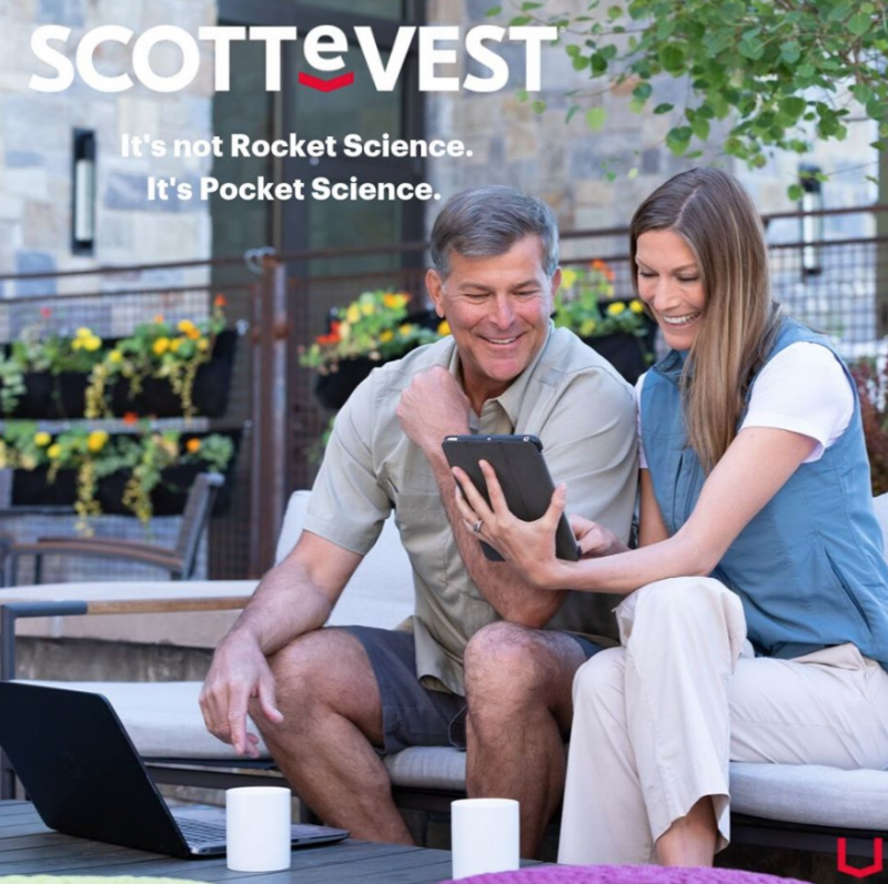 SCOTTeVEST Review - Never Be Short On Pockets Again! 10