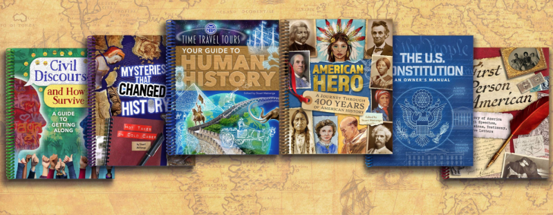 Midgard Education Publishing ~ Innovative Story-Based History And Social Studies Textbooks And Programs