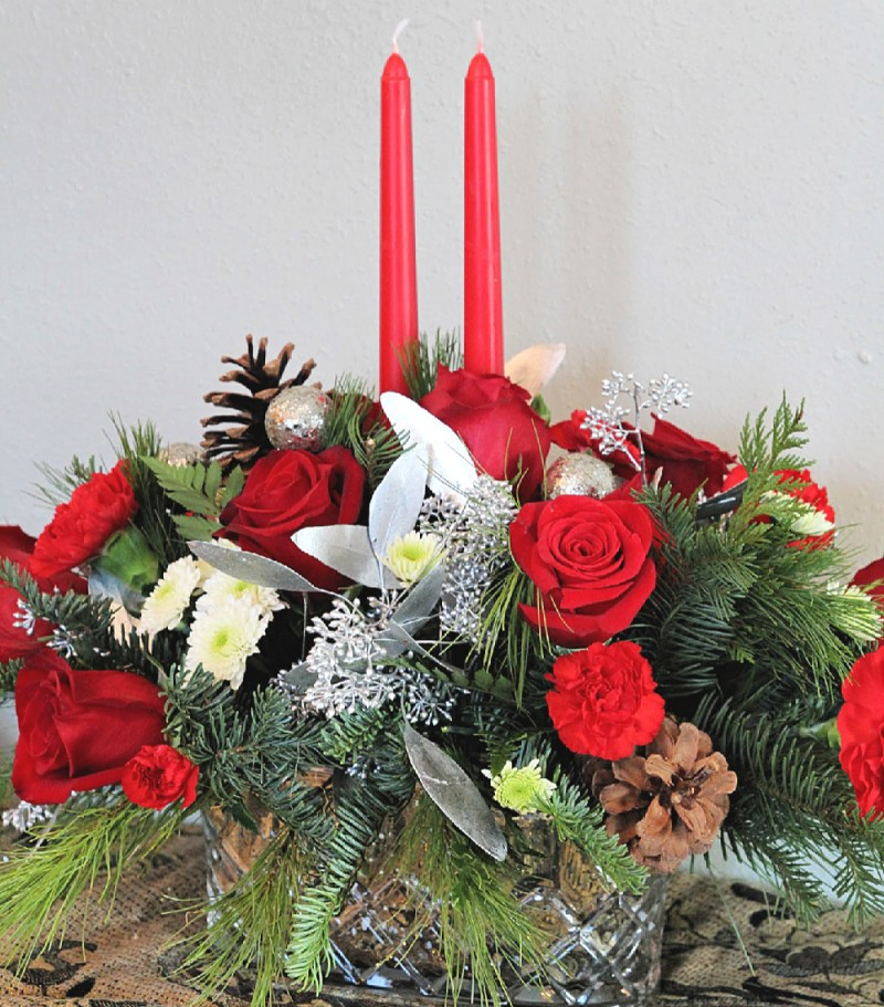 Teleflora NEW Holiday 2019 Bouquet {+ Giveaway!}