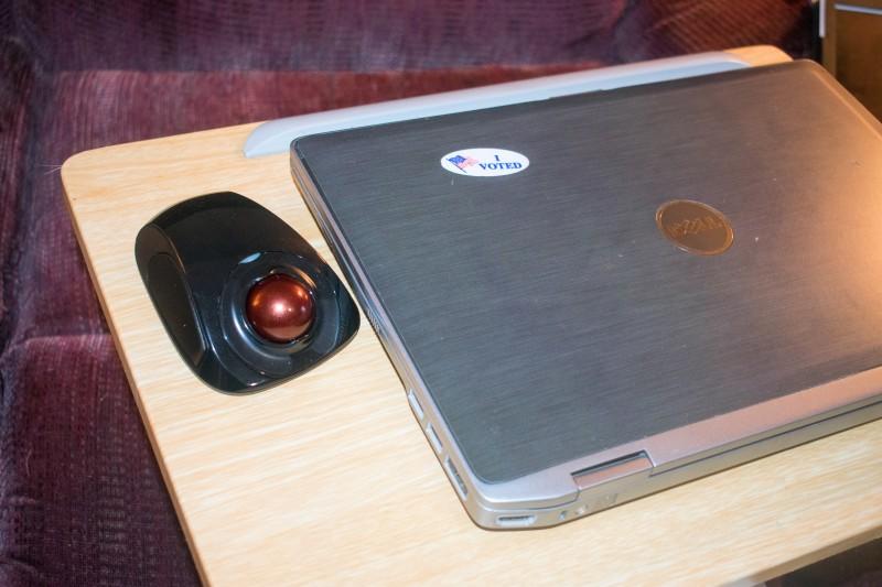 Kensington Orbit wireless trackball mouse review