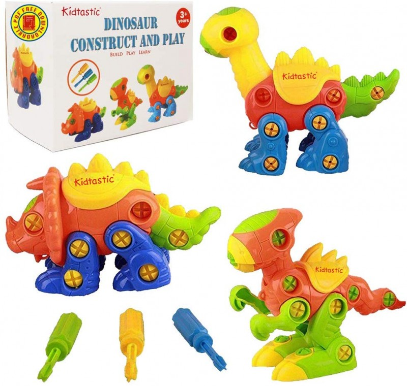 Kidtastic construct and play