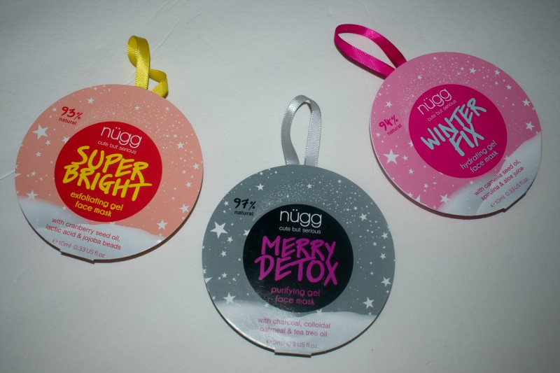 Nugg beauty ornaments