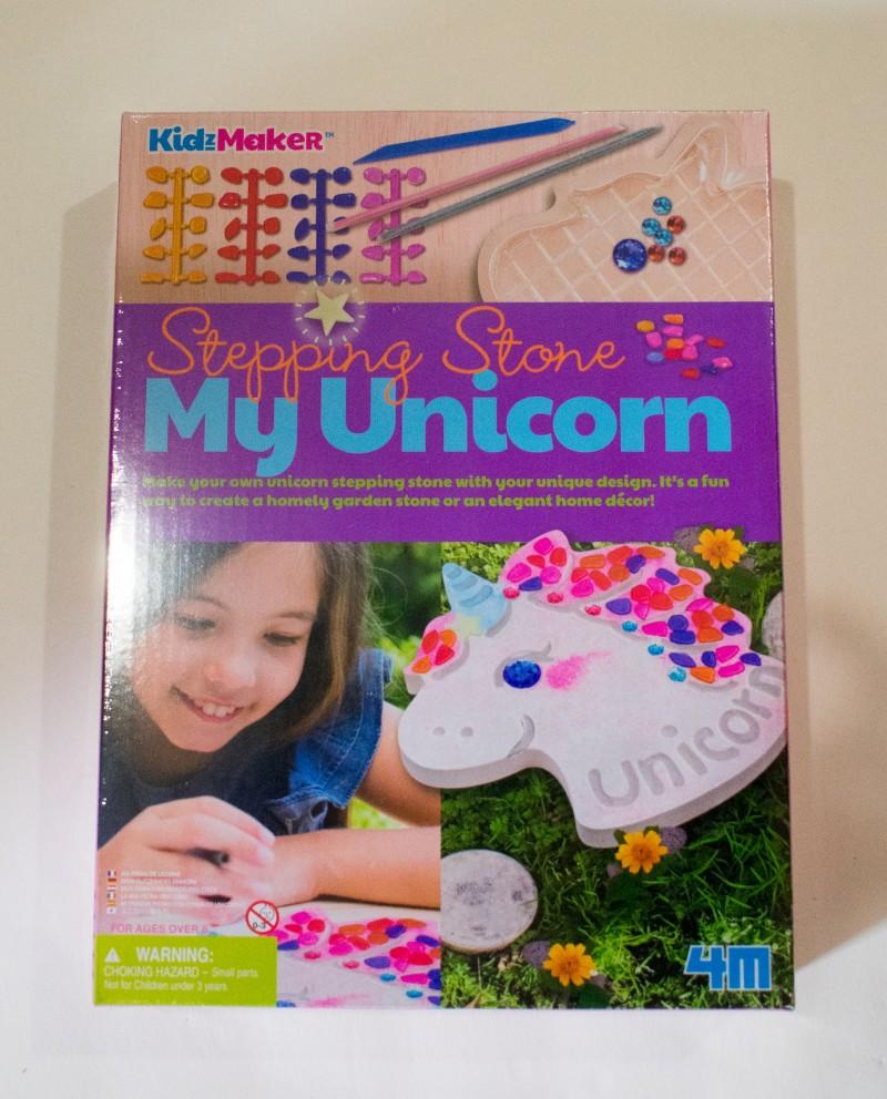 4m unicorn stepping stone craft kit