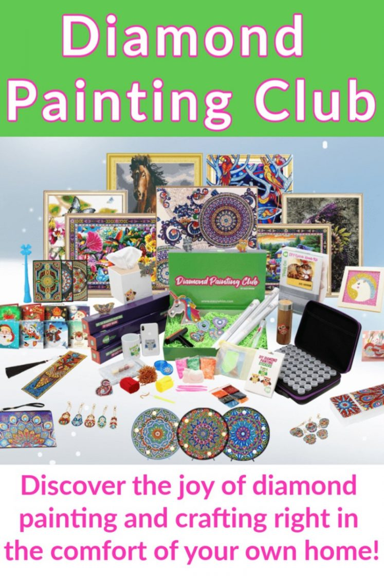 Diamond Painting Club by Easy Whim _ Delivered Right To Your Door