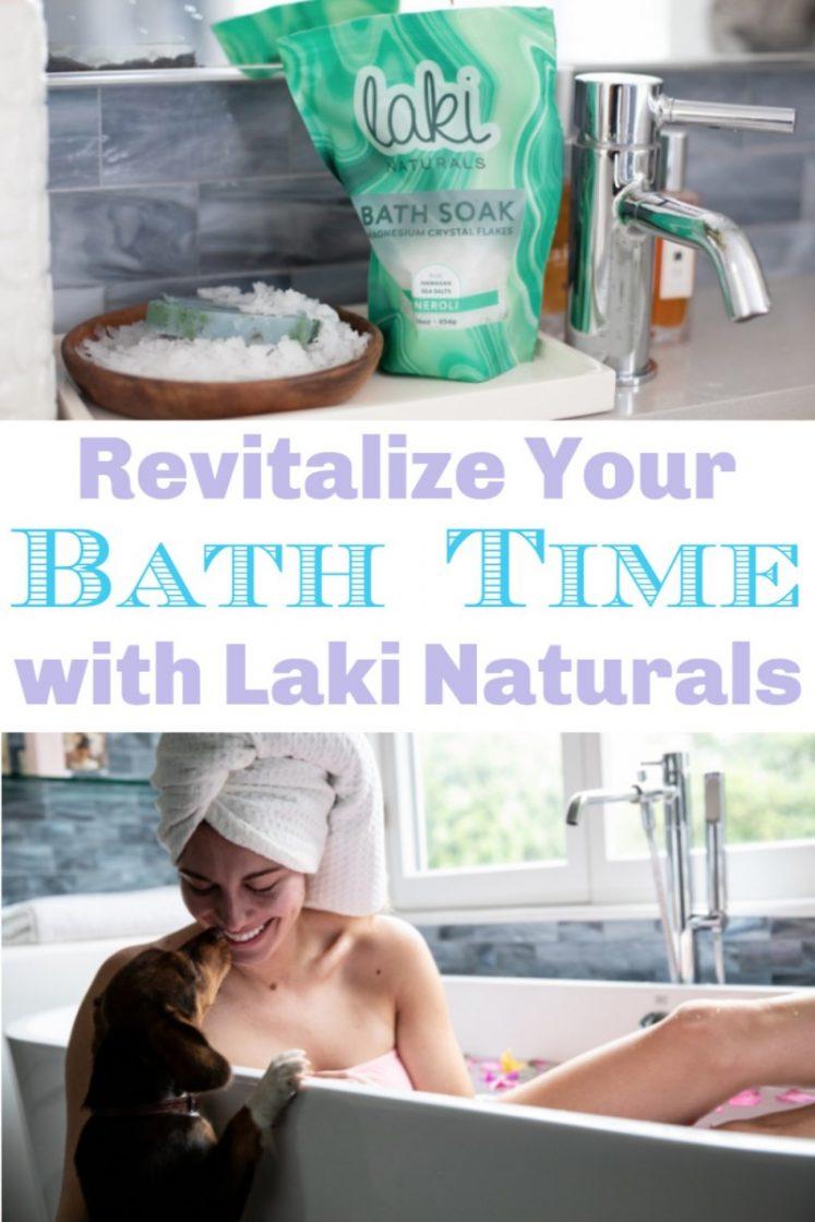 Laki Naturals {+ Bloom Soaking Set Giveaway}