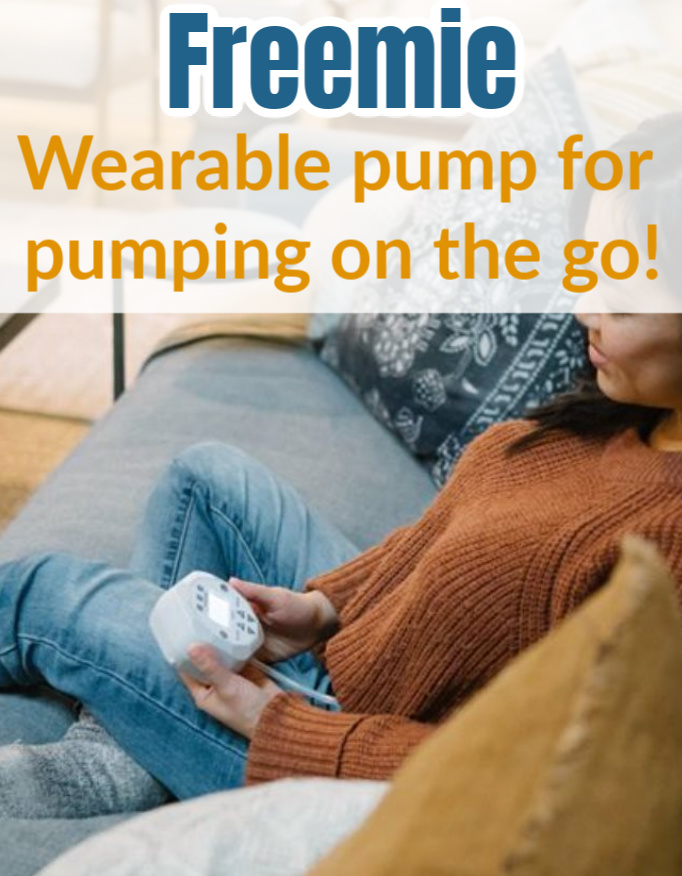 Freemie Liberty Wearable Breast Pump System
