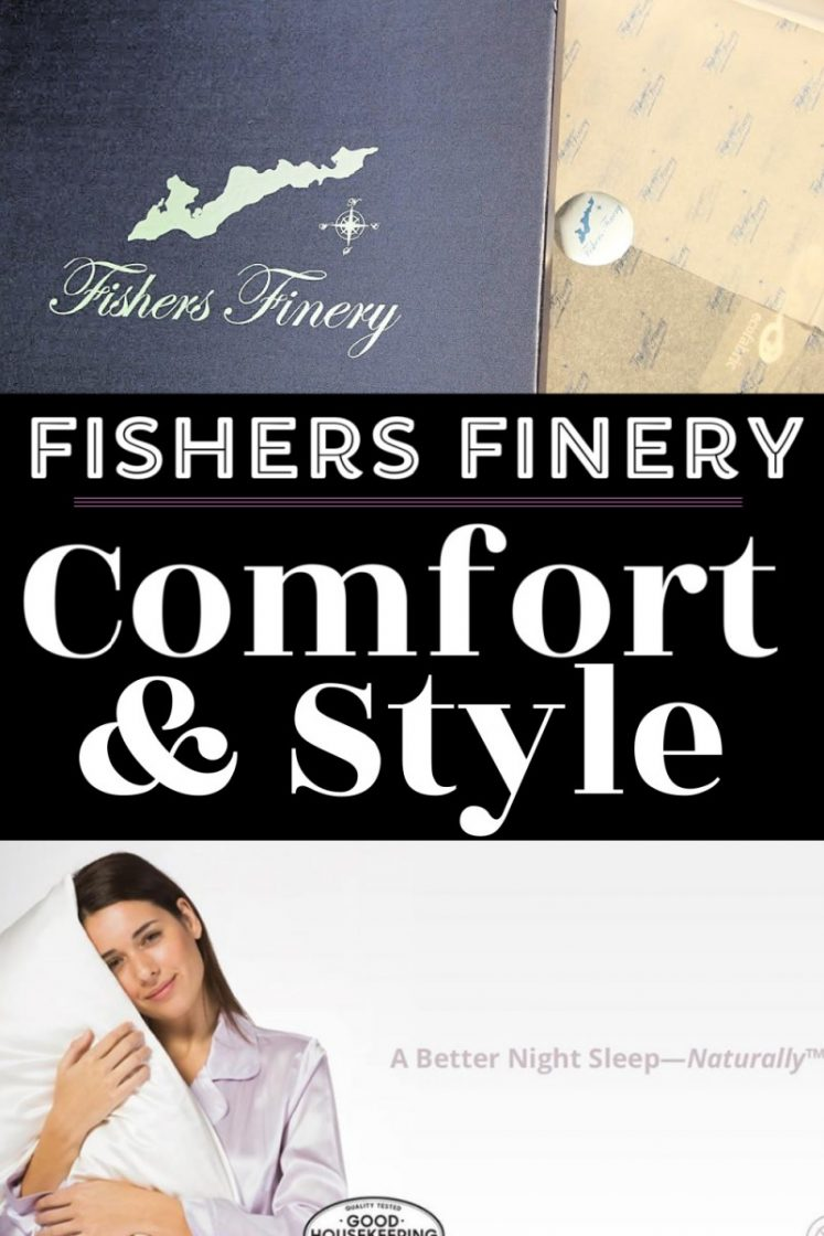 Fishers Finery - Sleep In Comfort And Style