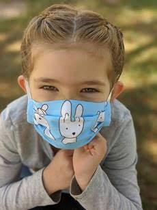 Boomer naturals kids face mask
