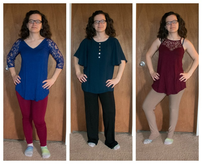 May Nadine West outfits review